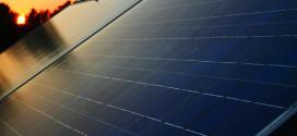 Solar panels (photo Bernd Sieker)